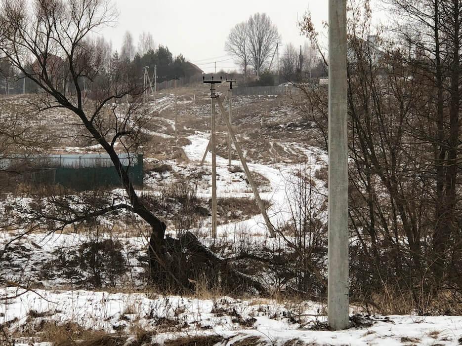 Электроснабжение «Усадьбы Романово» будет осуществляться от двух независимых линий электропередачи