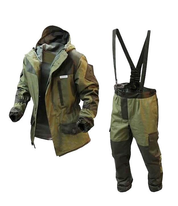 Ткани, используемый в производстве тактических костюмов, костюмов Горка, Дачник, Буран, Лесник и других.