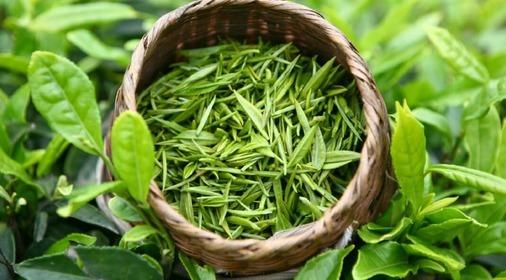 Зеленый чай в корейской косметике
