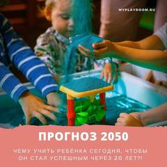 ПРОГНОЗ НА 2050 год! Или как вырастить успешного ребёнка?