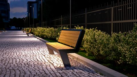 Разработки под проекты Комфортная городская среда