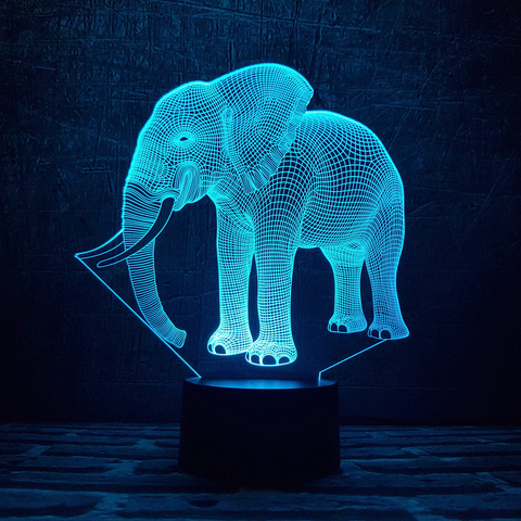 Новинка - ночник Слон!