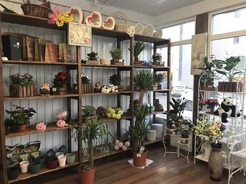 Новый магазин сети Ля Букет