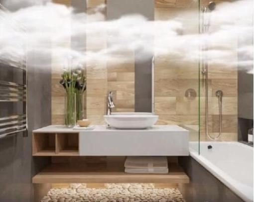 Как бороться с влагой в ванной