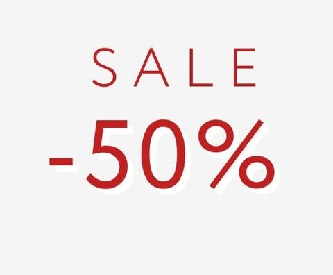 Последняя распродажа лета -50% на Женскую одежду