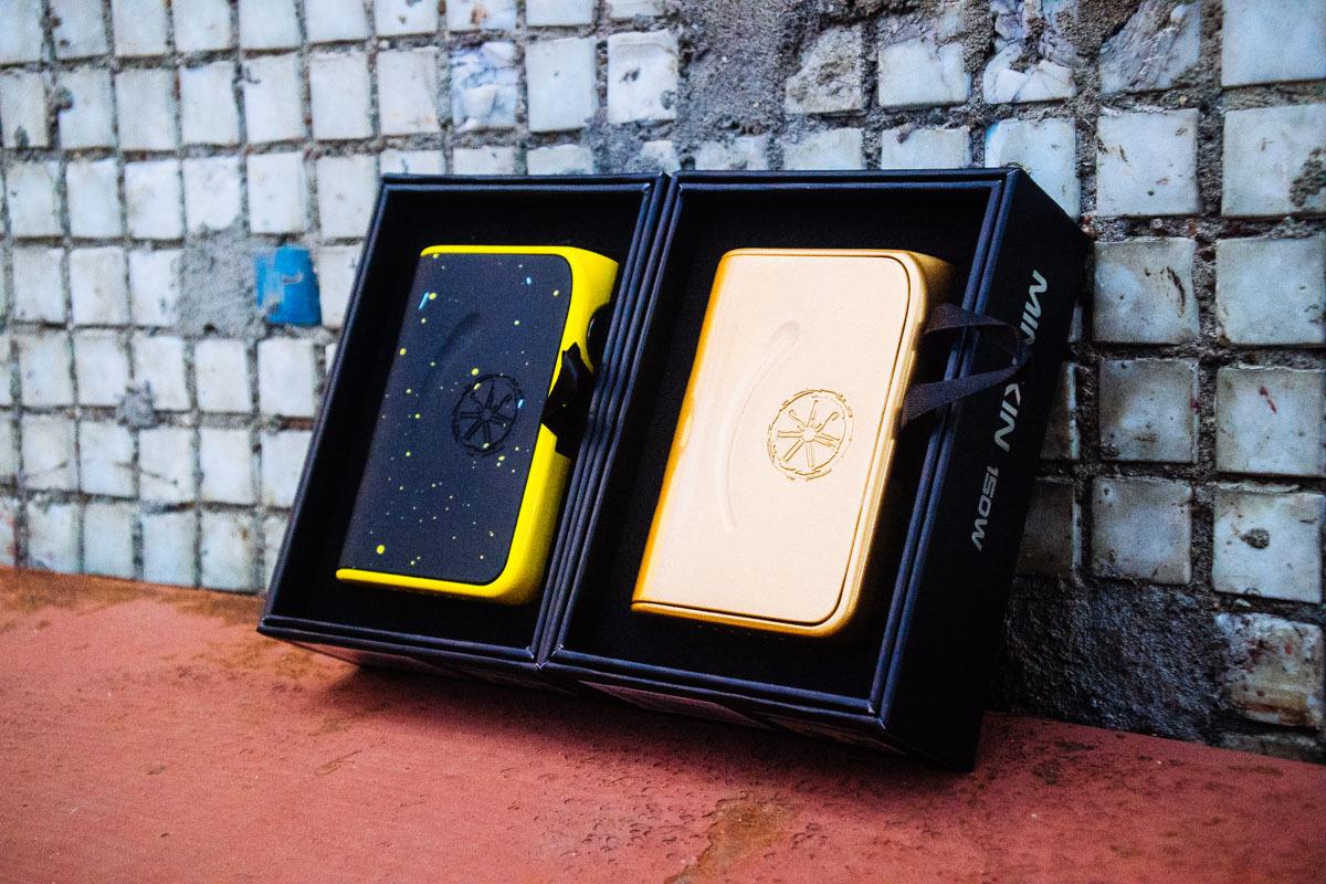 Новые цвета Asmodus Minikin V1.5 уже на наших прилавках!