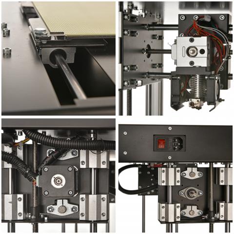 Новинки от 3DQ - новые 3D принтеры для дома, школы, производства