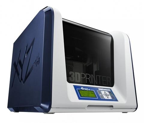 XYZprinting анонсировала многофункциональный 3D-принтер da Vinci Jr. 3-in-1