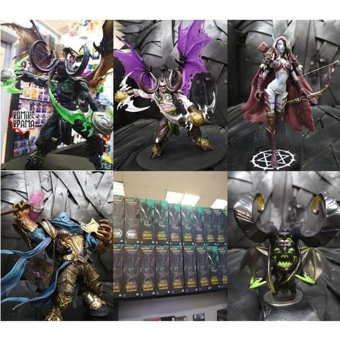 Посмотрите какие Фигурки по Warcraft у нас есть