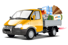 Как заказать доставку стройматериалов в Заокском районе?