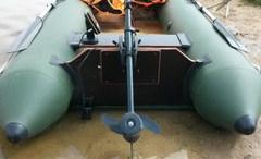 Какой лодочный мотор выбрать: бензиновый или электрический?