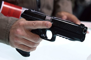 Пистолет Лебедева принял новые очертания