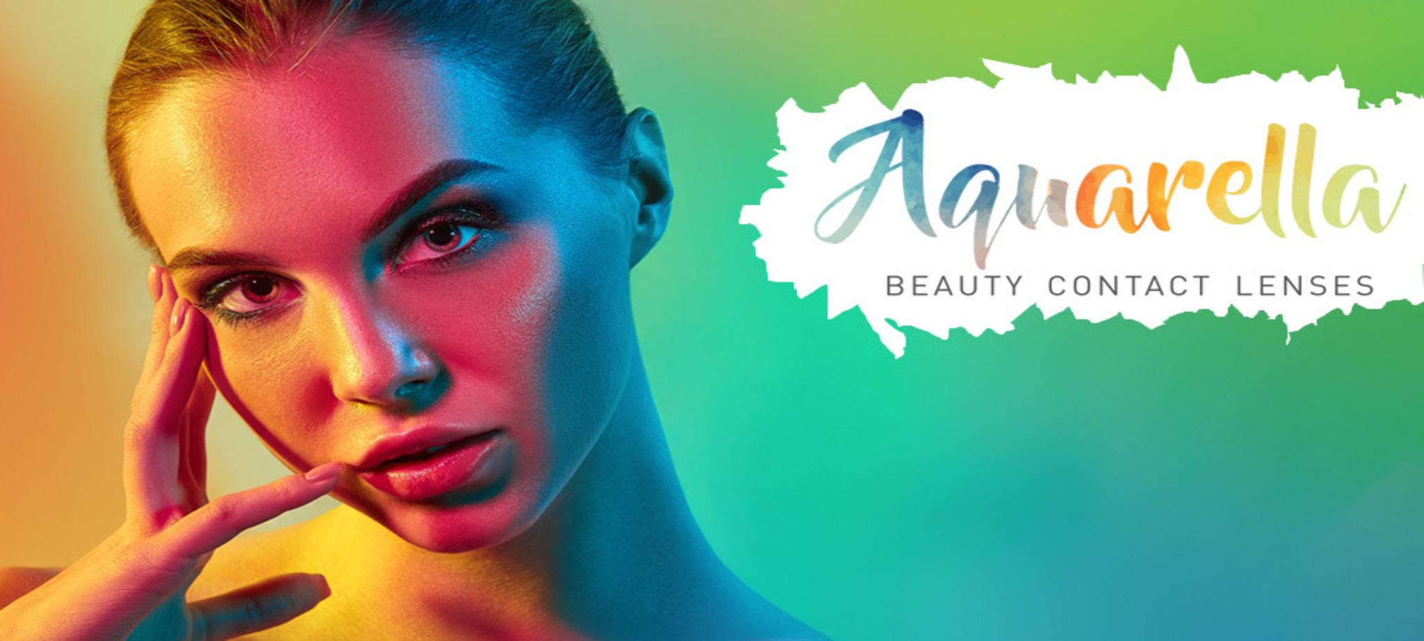 Solótica™ коллекция Aquarella Beauty