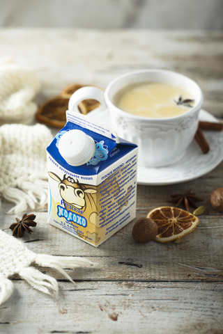 Чай Масала с Рузским Молоком