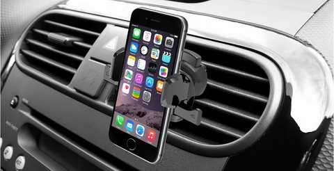 Обзор Onetto One Touch Mini Air Vent Mount
