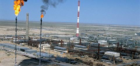 Добыча нефти на Тенгизском месторождении в Казахстане вырастет до 850 тыс барр/сутки
