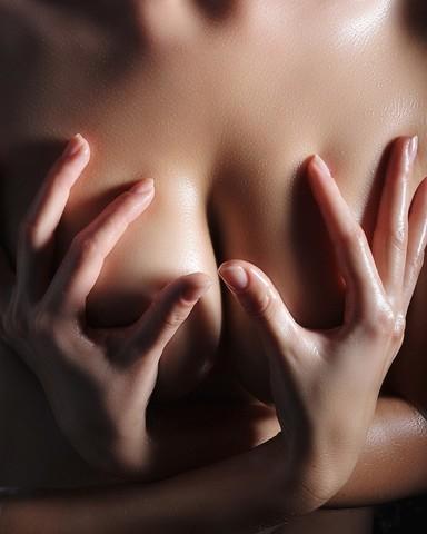 Увеличение груди силиконом