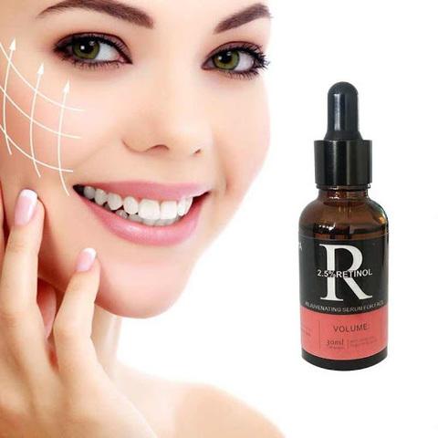 Ретинол для кожи лица.