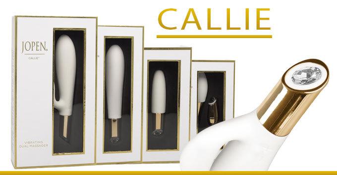 Новинки Callie и Inspire от CalExotics