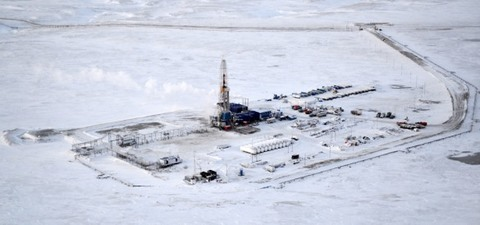 Газпром нефть построила 1-ю эксплуатационную скважину на Тазовском месторождения