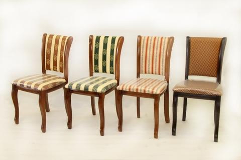 Виды стульев для гостиной
