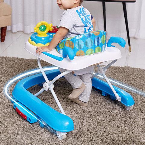 Детские ходунки для малышей - рассмотрим за и против