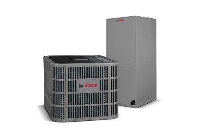 Компанией Bosch Thermotechnology представлен тепловой насос воздушной линейки