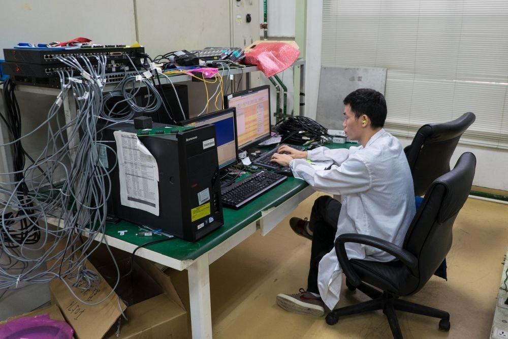 Китай: представлена инновационная стелс-технология