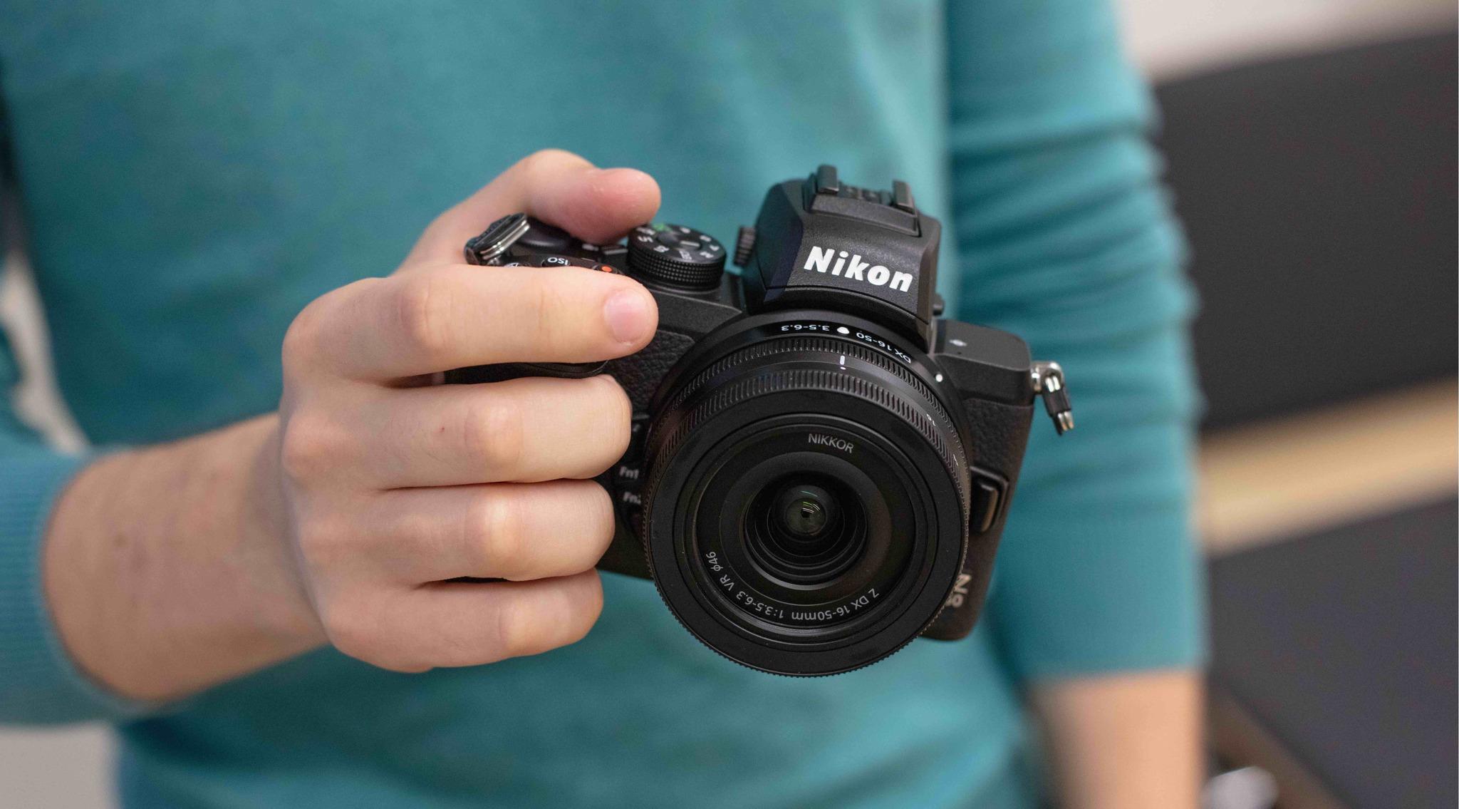 Nikon Z50: предварительный обзор и первые впечатления