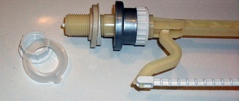 Разновидности и возможные неисправности впускного клапана для бачка унитаза