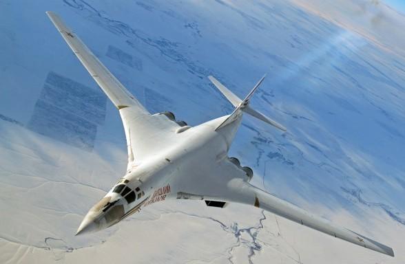 Ракетоносцы Ту-160 станут