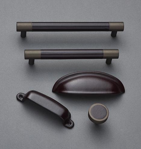 Виды ручек подходящие для различных стилей оформления.