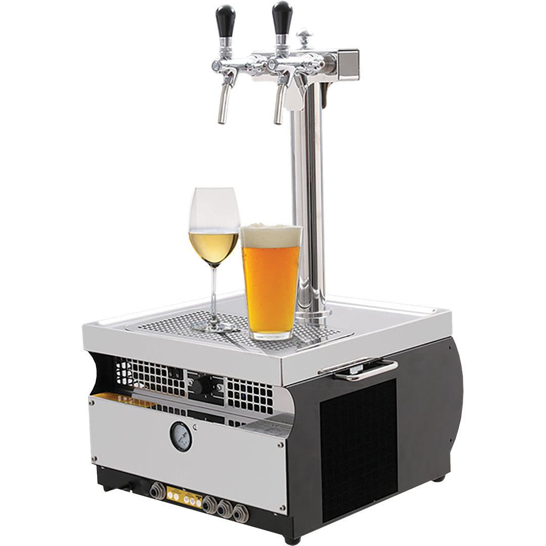 Системы охлаждения и розлива пива – удобно для дома, необходимо для бизнеса