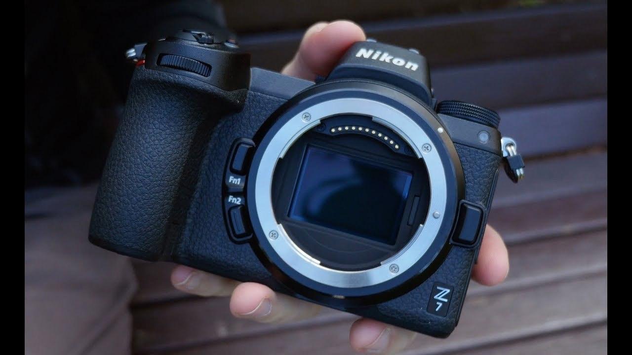Nikon добавит автофокусировку по глазам в новой прошивке