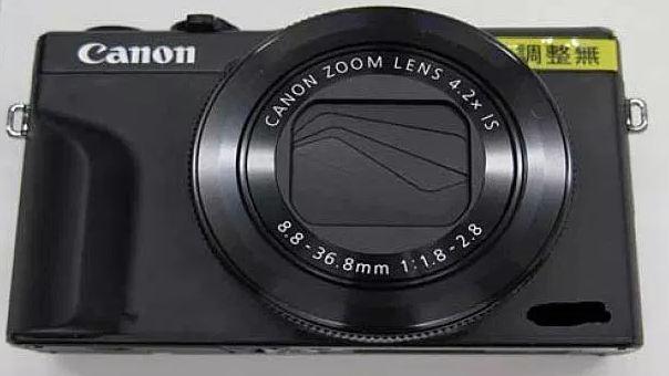 Canon представит камеру G7X Mark III