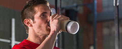Когда лучше всего пить протеин?