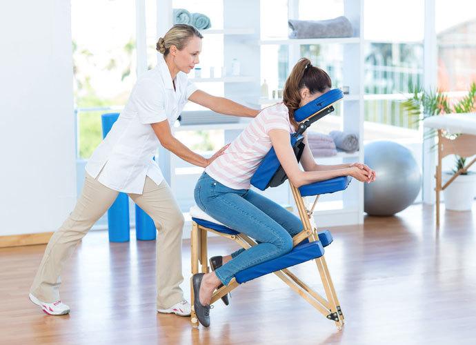 Массажный стул: все преимущества профессиональной мебели