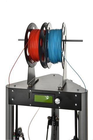 3D принтер 3DQ Mini DUAL уже в продаже