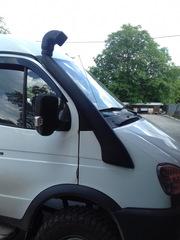 Сезонное предложение по шноркелям для автомобилей ГАЗ