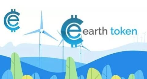 Обзор ico проекта  EarthToken
