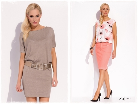 Весенне-летняя одежда от ZAPS уже в продаже!