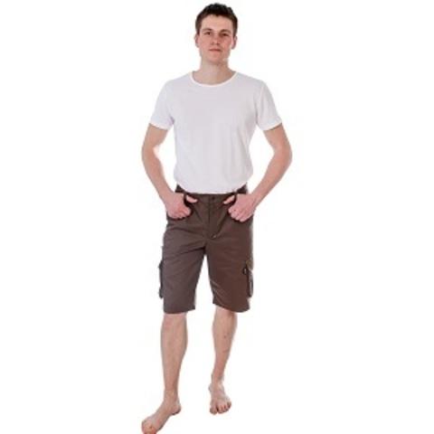 Качественные шорты для рыбалки в стиле милитари