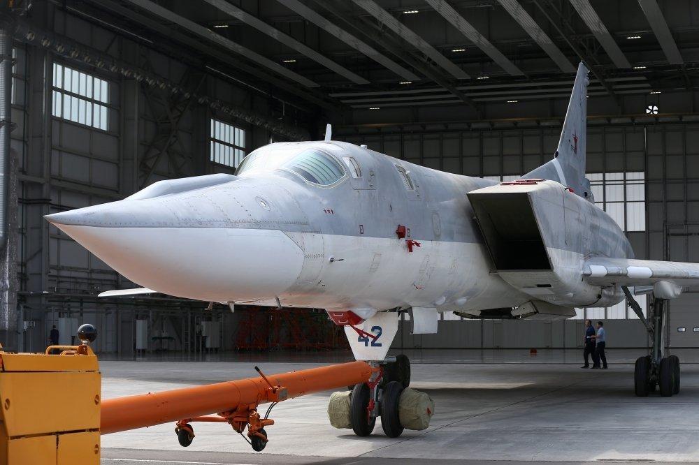 Вторая молодость бомбардировщика Ту-22М3