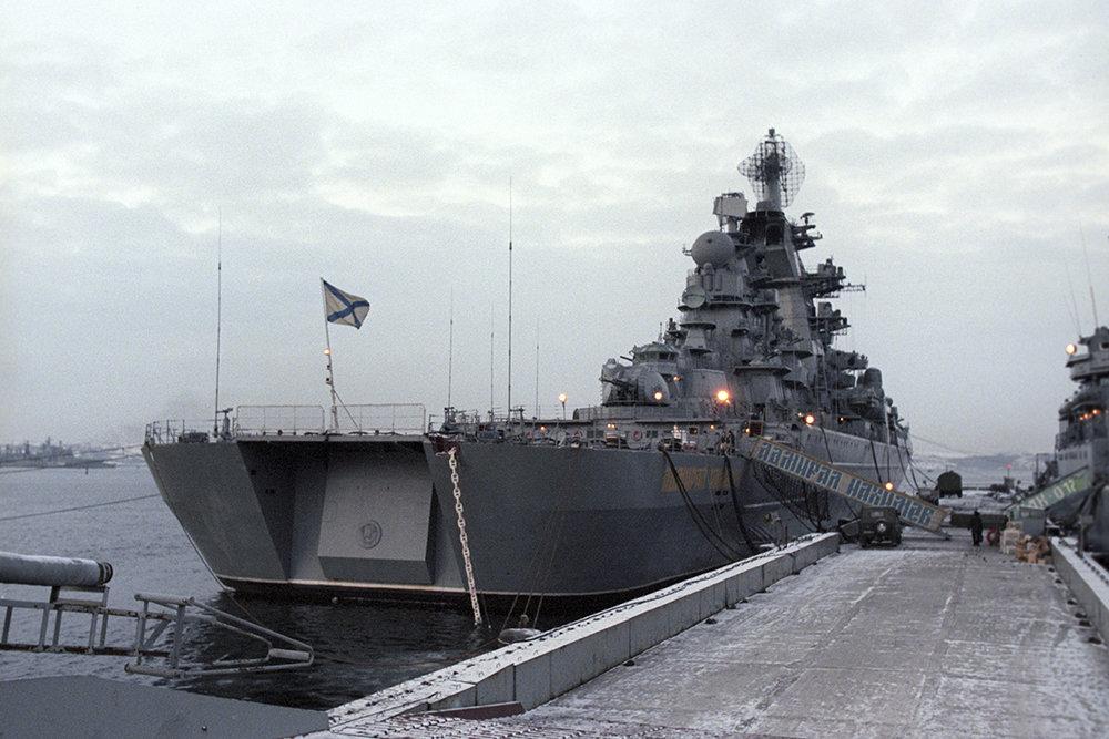 Ракетный комплекс «Ответ» на страже подводных границ
