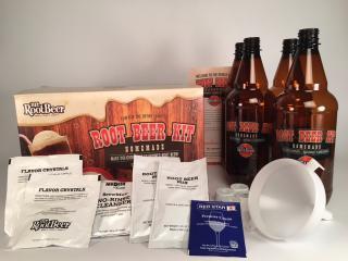 Root Beer - корневое пиво из США.