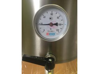 Новый термометр в сусловарочных котлах ПивоварняРу