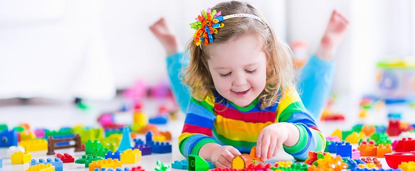 В чем польза конструкторов для детей?