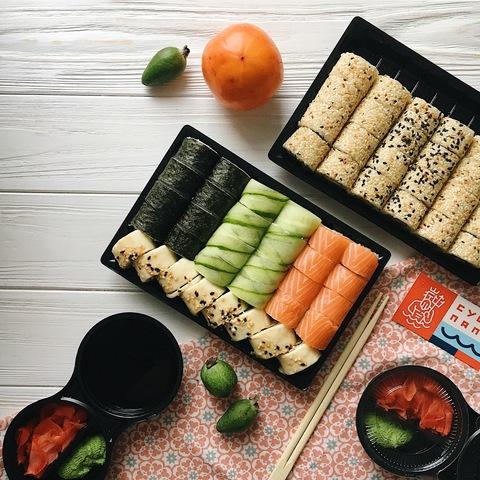 Японская кухня по-европейски: чем отличаются роллы в Японии от роллов в Украине