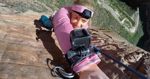 Обзор GoPro The Strap