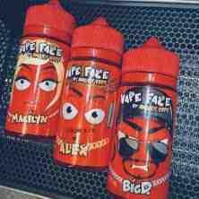 3 новых вкуса от Vape Face
